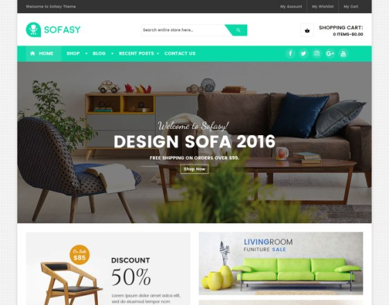 VG Sofasy - Responsive WooCommerce WordPress Theme