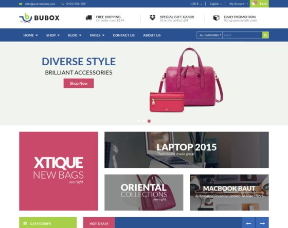 vina bubox virtuemart joomla template for online stores