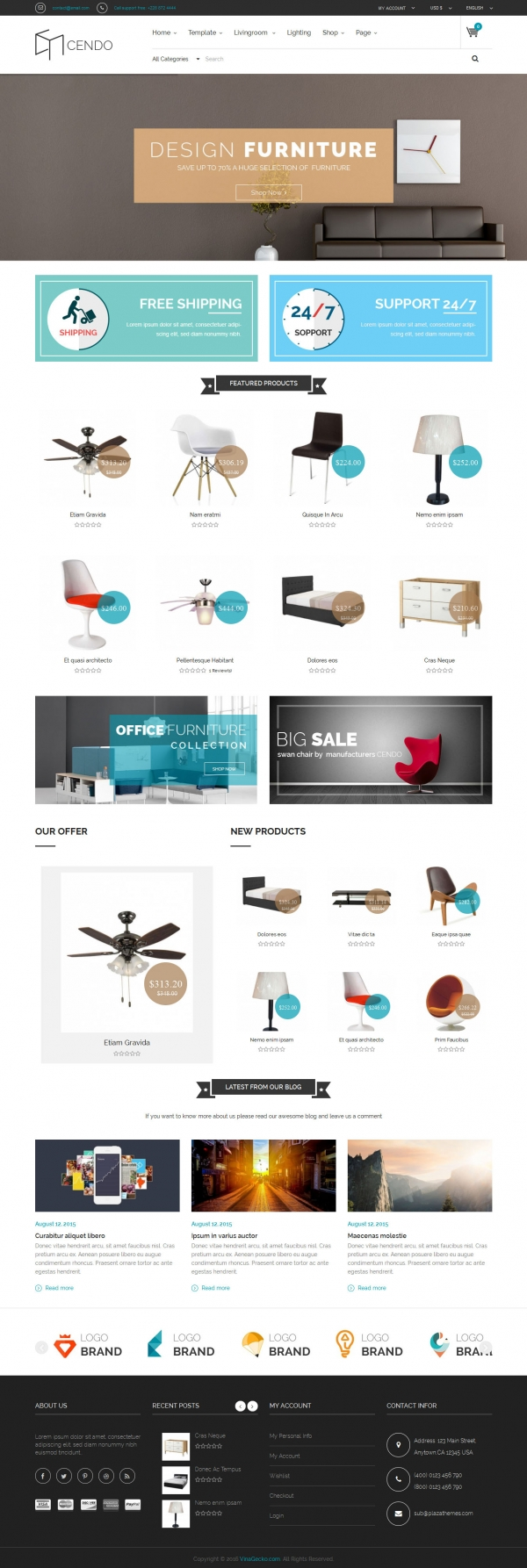 Templates On Themeforest